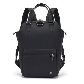 Pacsafe Citysafe CX ECONYL Mini rygsæk 11l, sort